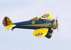 Boeing P26-A model airplane plan