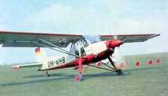 Brigadyr L 60 model airplane plan