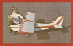 Bud Nosen Trainer model airplane plan
