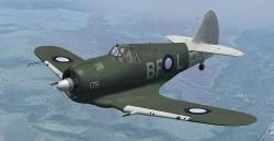 CAC Boomerang model airplane plan