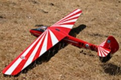 Canguro CVV6 model airplane plan