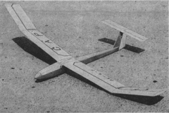 Cap model airplane plan