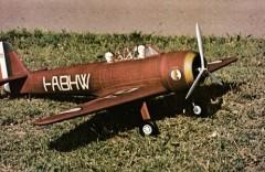 Caproni A.P.1 model airplane plan