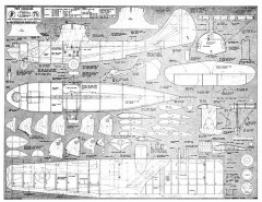 Catalina model airplane plan