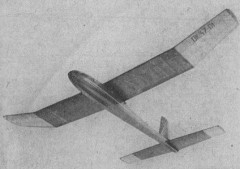 Cejka model airplane plan