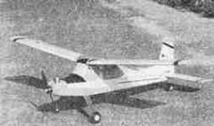 Certik model airplane plan
