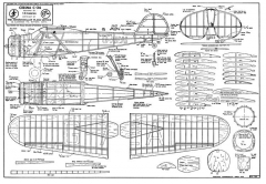 CessnaC34 model airplane plan