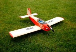 Chai-19 model airplane plan