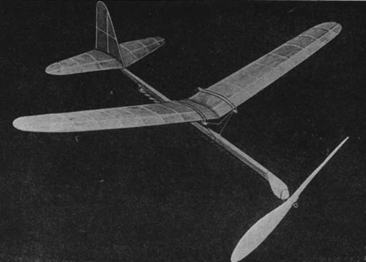 Champion model airplane plan