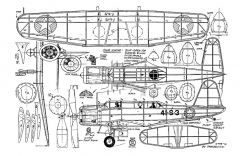Chance-Vought SB2U-1_V2.pdf model airplane plan