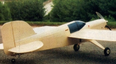 Cheap Jeep model airplane plan