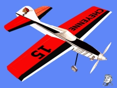 Cheyenne 15 model airplane plan