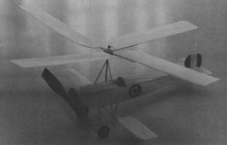 Cierva C.6C model airplane plan
