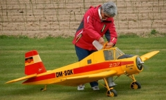 Cmelak Z-37 model airplane plan