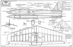 Cobra 41in slope model airplane plan