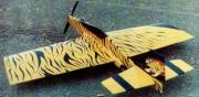 Commodore model airplane plan