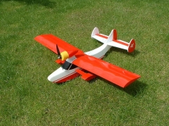 DRAKE model airplane plan