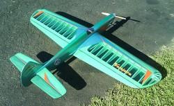 CONDOR MOBRAL model airplane plan