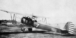 Consolidated PT-3 model airplane plan