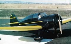 Culver Dart model airplane plan
