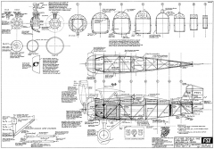 Curtiss F7C-1 Seahawk FSI model airplane plan