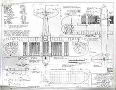 Curtiss PW-8 model airplane plan