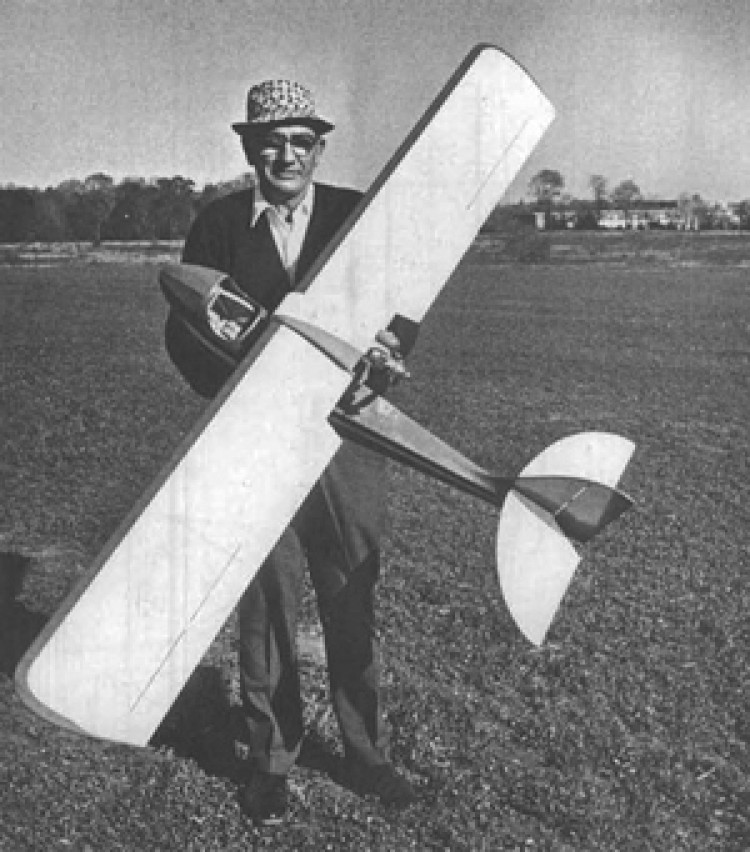 Curtiss Wright Junior CW-1 model airplane plan