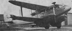 D.H. 89A Dragon Rapide model airplane plan