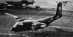 DHC-4 Caribou model airplane plan
