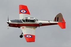 DH Chipmunk model airplane plan