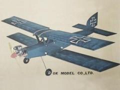 Das Box Fly 20W model airplane plan