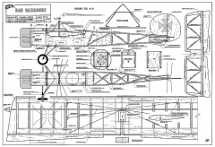 Das Carrocen hop model airplane plan