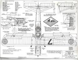 Douglas O-2H model airplane plan