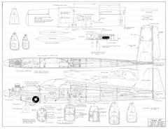 Dragon Fli model airplane plan