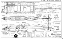 Dream Machine-RCM-06-83 890 model airplane plan