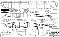 Dyna-Moe model airplane plan
