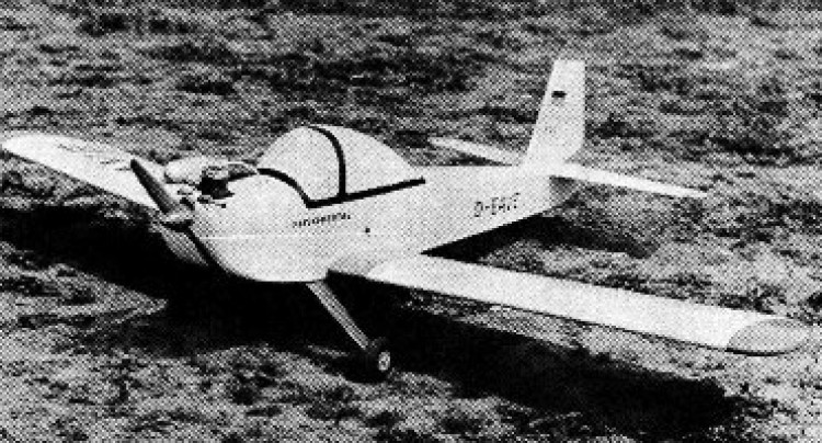 ESS 641 model airplane plan
