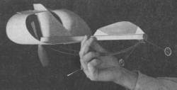 EXP 3 model airplane plan
