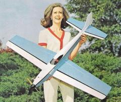 EL GRINGO model airplane plan