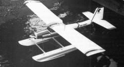 Eld Flugan model airplane plan