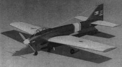 Espada model airplane plan