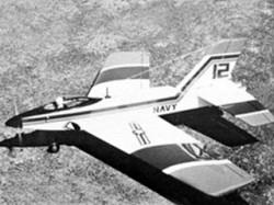 Esprit model airplane plan