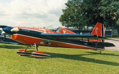 Extra 230 model airplane plan