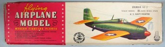Grumman F-4 F3 model airplane plan