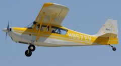 "American Champion ""CITABRIA"" model airplane plan"