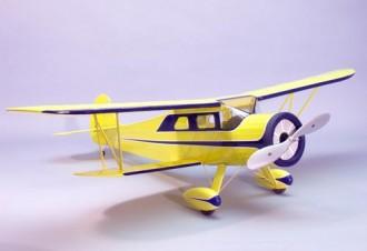 WACO model airplane plan