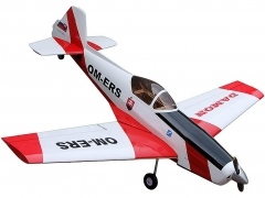 ZLIN 526 model airplane plan
