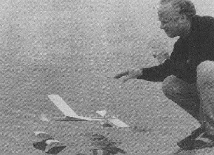 Ferda model airplane plan