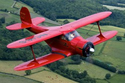 BEECHCRAFT model airplane plan