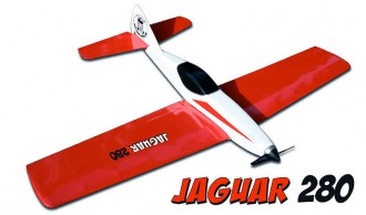 JAGUAR 280 model airplane plan
